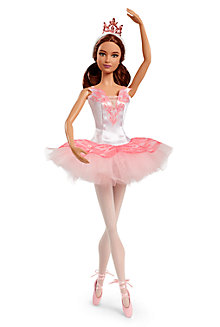 2016 Ballet Wishes® Barbie® Doll – Hispanic