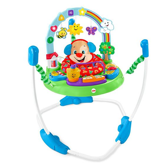 Laugh learn silla saltarina for Silla fisher price