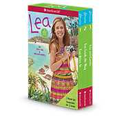 American Girl Lea 3-Book Set