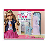 American Girl Doll Tees