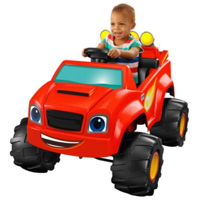 Ride On Toys, Cars, Trucks, ATVs & Vehicles | Fisher-Price