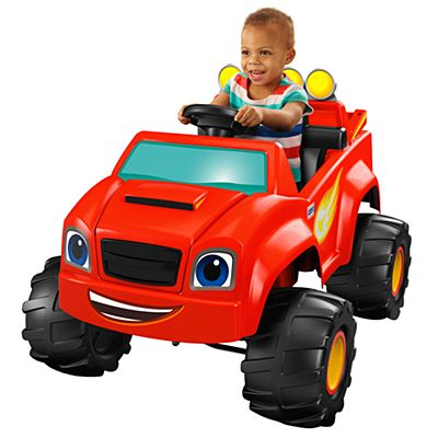Ride on toys cars trucks atvs vehicles fisher price for Motorized cars for 7 year olds