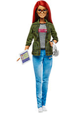 Barbie® Careers Game Developer Doll