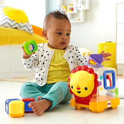 Toys For 9 Month Old Baby Sorting Amp Building Toys Fisher Price