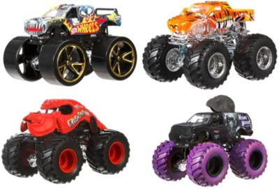 Hot Wheels Monster Jam Toys, Vehicles & Playsets