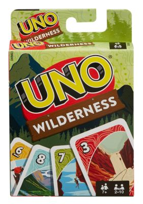 Mattel Brands: Mattel, Barbie, Fisher-Price & Hot Wheels - UNO Wilderness Photo