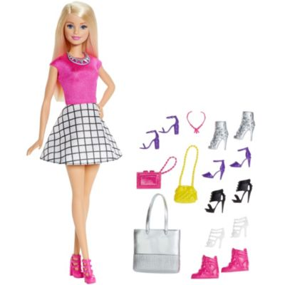 Mattel Brands: Mattel, Barbie, Fisher-Price & Hot Wheels - Barbie Doll and Shoes Photo