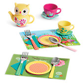 American Girl Tea for Two Party Set