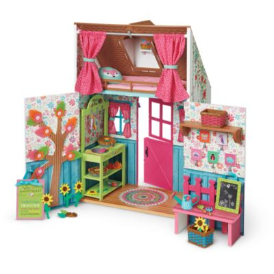 WellieWishers Playhouse - Popular Girl Toys