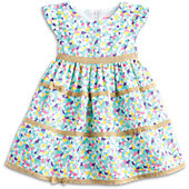 Confetti Cutie Dress for Girls