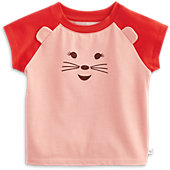 American Girl Happy Hedgehog Tee for Girls