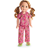 American Girl Enchanted Garden PJs for Dolls