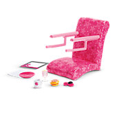 American Girl Treat Seat Set
