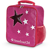 American Girl Sparkle Doll Tote for Girls