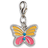 American Girl Butterfly Charm for Girls