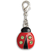 American Girl Little Ladybug Charm for Girls