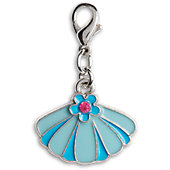 American Girl Shiny Seashell Charm for Girls