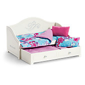 Trundle Bed & Bedding Set
