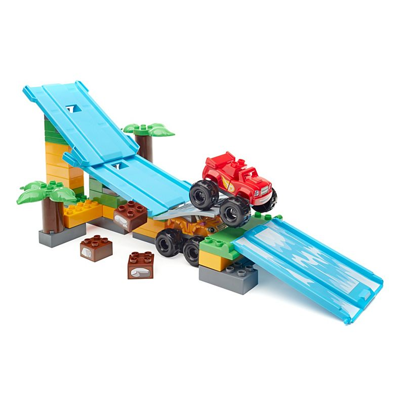 Mega Bloks Jungle Ramp Rush