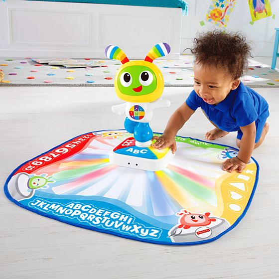 Bright Beats Learnin Lights Dance Mat