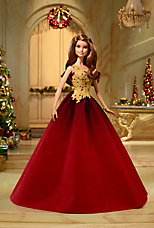 2016 Holiday Barbie™ Doll