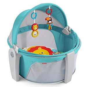 fisher price my little lamb bassinet instructions