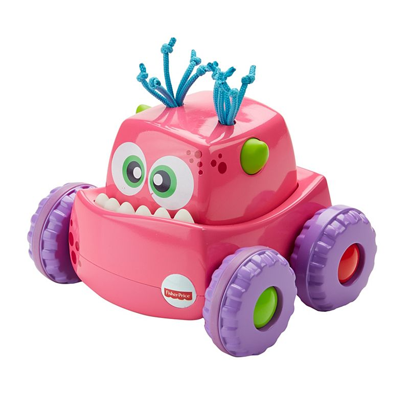 Fisher-Price® Monstruo Presiona y Persigue