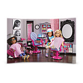 American Girl Hair Salon Scene