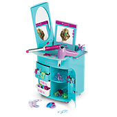 American Girl Truly Blue Hairstyling Caddy