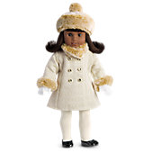 Melody's Fancy Coat for 18-inch Dolls