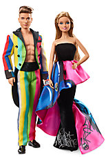 Moschino® Barbie® and Ken® Giftset