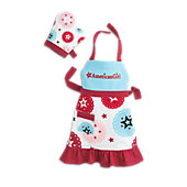 American Girl for Williams-Sonoma Doll Apron & Mitt