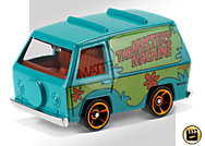 THE MYSTERY MACHINE™