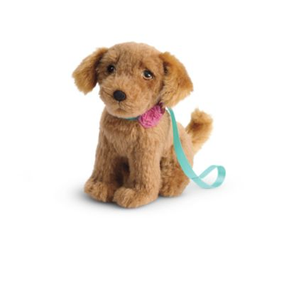 Tenney's Golden Retriever - Popular Girl Toys