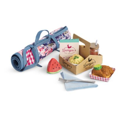 Tenney's Picnic Set - Popular Girl Toys
