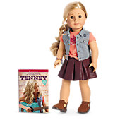 Tenney Doll & Book