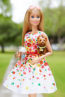 The Barbie Look™ Barbie® Doll - Park Pretty