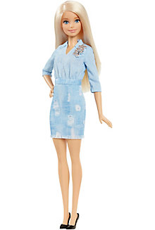 Barbie® Fashionistas® Doll 49 Double Denim Look - Original