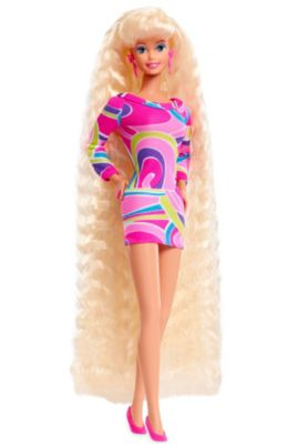 Totally Hair™ 25th Anniversary Barbie® Doll