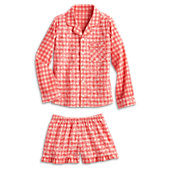 Gingham Pajamas for Girls
