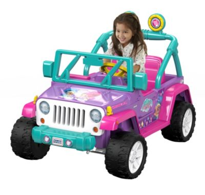Battery powered ride on toys electric cars for kids for Fisher price motorized cars