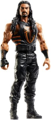Mattel Brands: Mattel, Barbie, Fisher-Price & Hot Wheels - WWE Roman Reigns Action Figure Photo