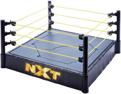 Mattel Brands: Mattel, Barbie, Fisher-Price & Hot Wheels - WWE NXT Superstar Ring Photo