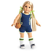 Julie's Basketball Uniform