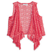 Fringe Vest for Girls