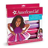 American Girl Tutu Cute Set