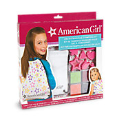 American Girl Drawstring Bag Stamping Kit