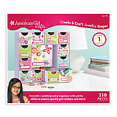 American Girl Jewelry Organizer Kit