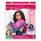 American Girl Fashion Poncho