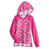 American Girl V-Neck Hoodie for Girls